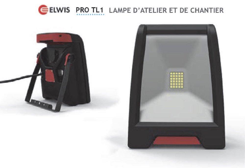 Projecteur de chantier Elwis