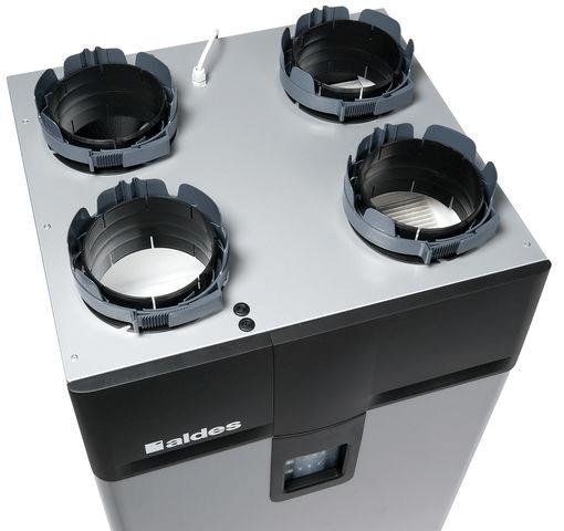 Système de ventilation double flux