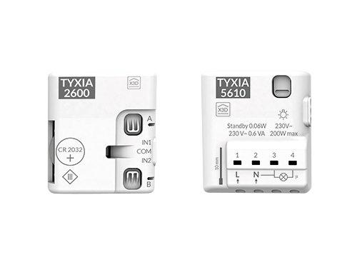 Pack Tyxia 501 pour piloter un éclairage à distance