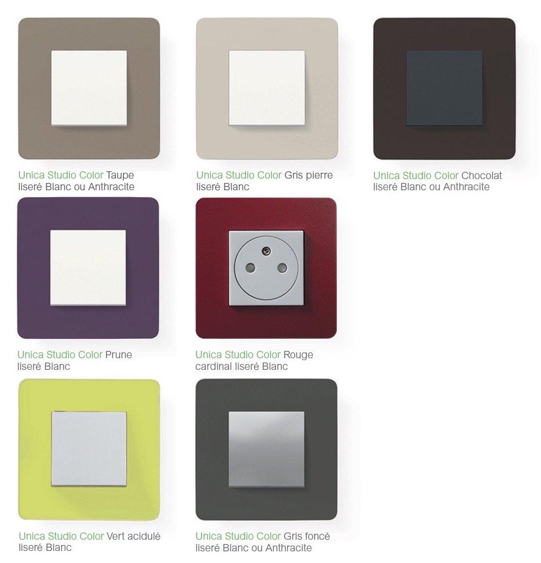 Des couleurs pour tous les goûts et tous les styles