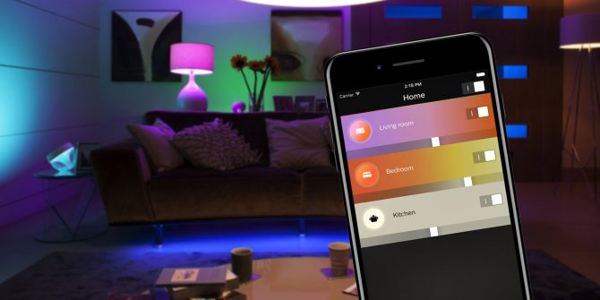 Eclairage intelligent Philips Hue