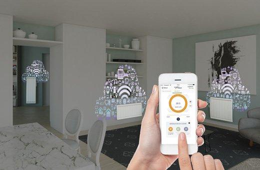 Les radiateurs Noirot sont intelligents et connectés