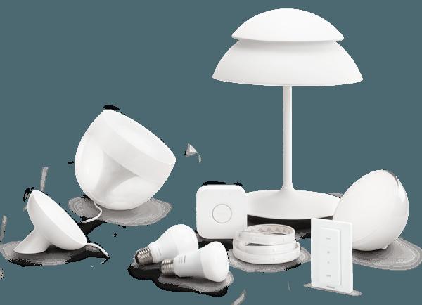 Eclairage intelligent Philips Hue