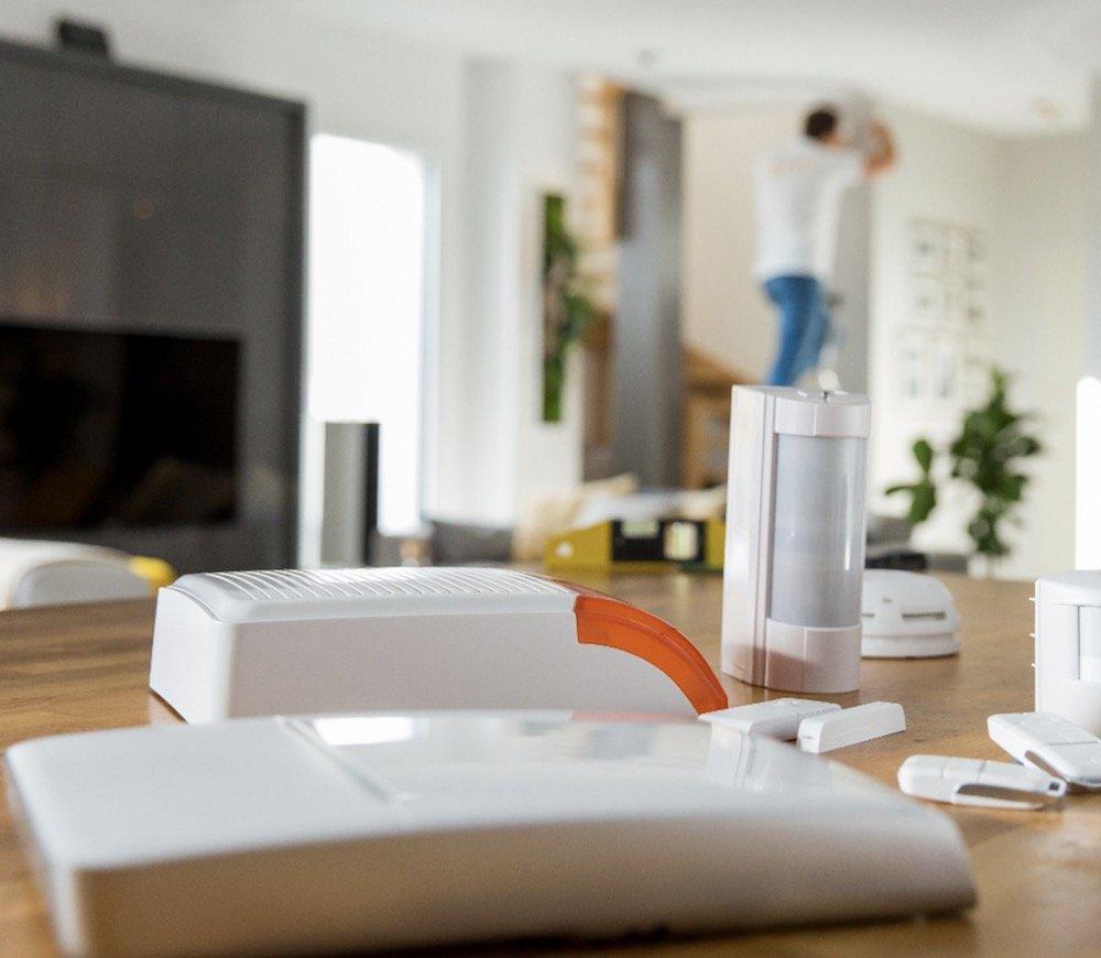 Faites appel à un professionnel pour l'installation de Somfy Home Keeper