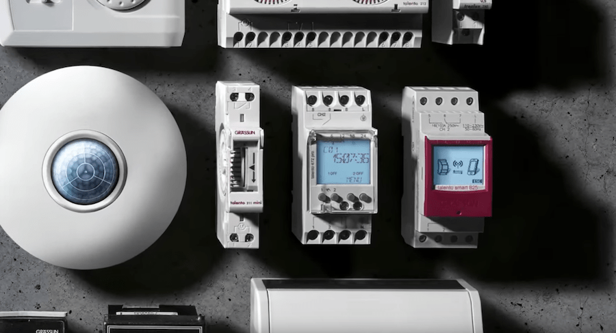 Horloge modulaire Talento Smart de Grasslin