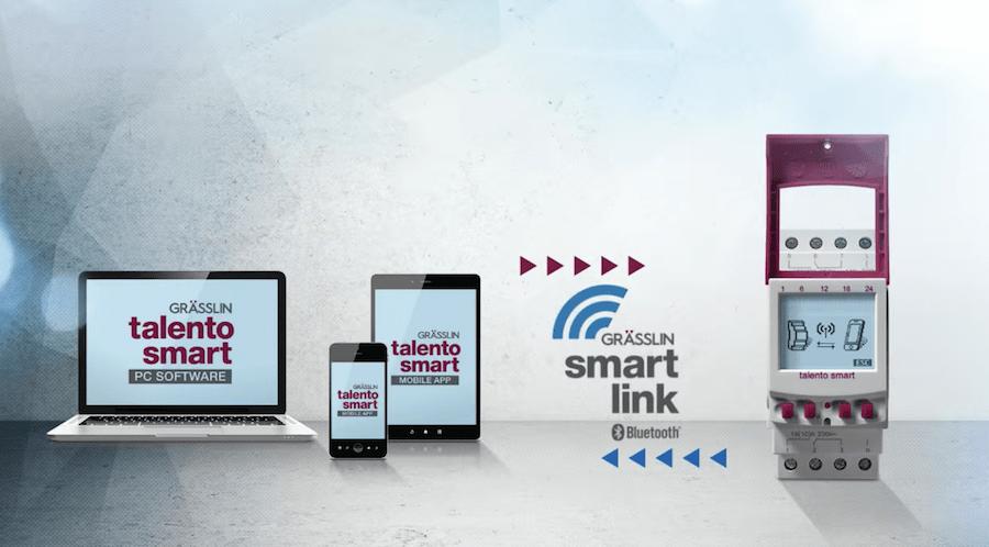 Talento smart et connectivité