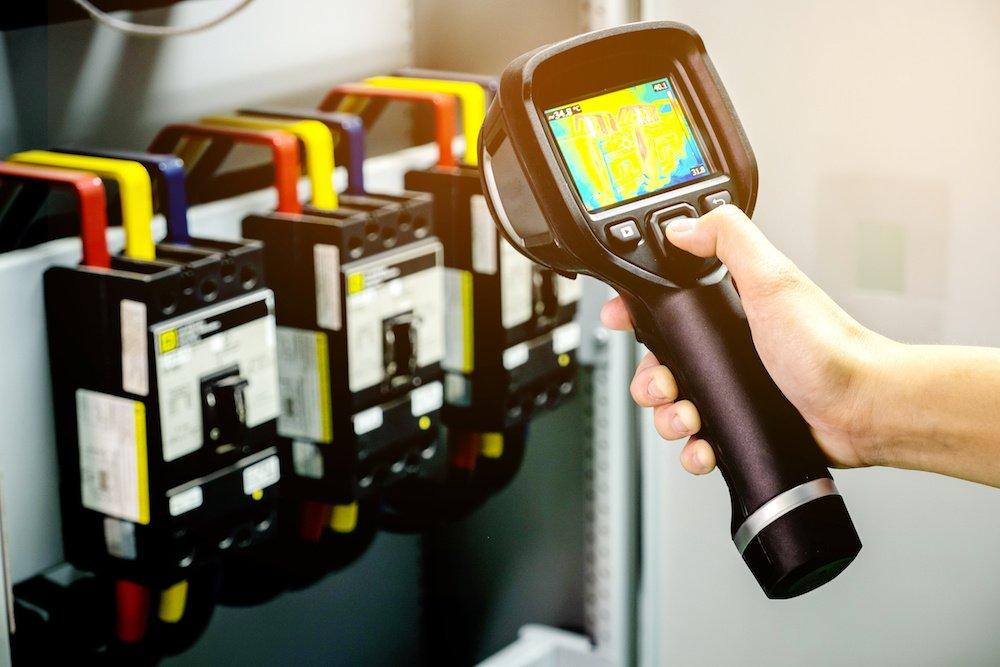 Caméras thermiques : maintenance, diagnostic et sécurité