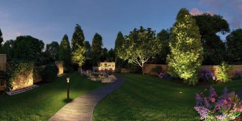 Plug & Shine illumine votre jardin