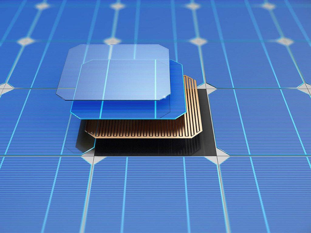 Les cellules photovoltaïques