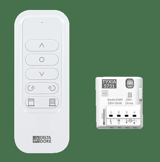 Module et télécommande du pack Tyxia 631