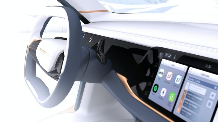 Concept car Chrysler Air Flow