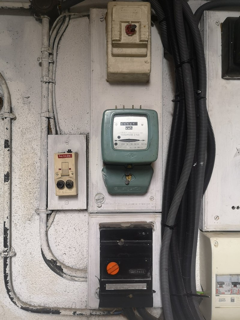 Rénovation d'un tableau électrique - 08