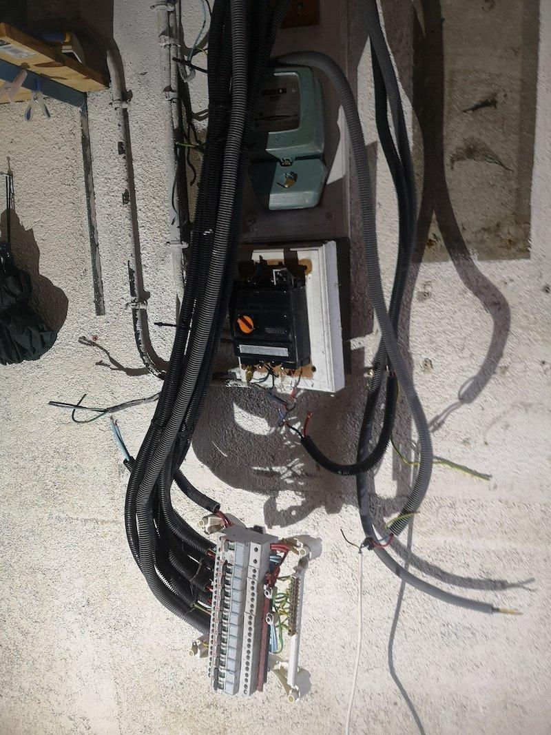Rénovation d'un tableau électrique - 15