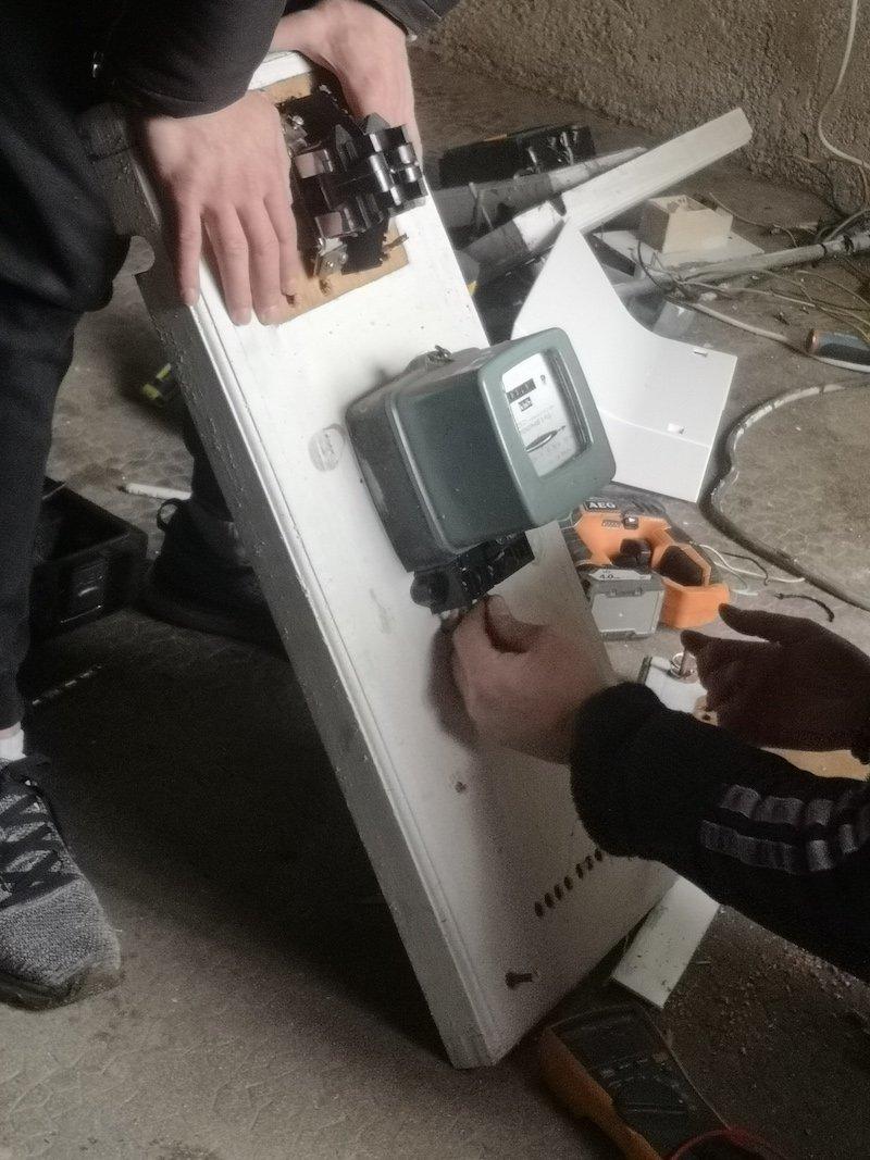 Rénovation d'un tableau électrique - 21