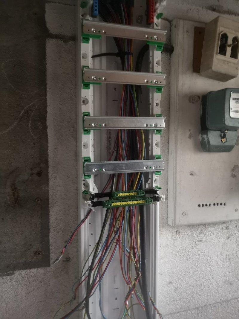Rénovation d'un tableau électrique - 31