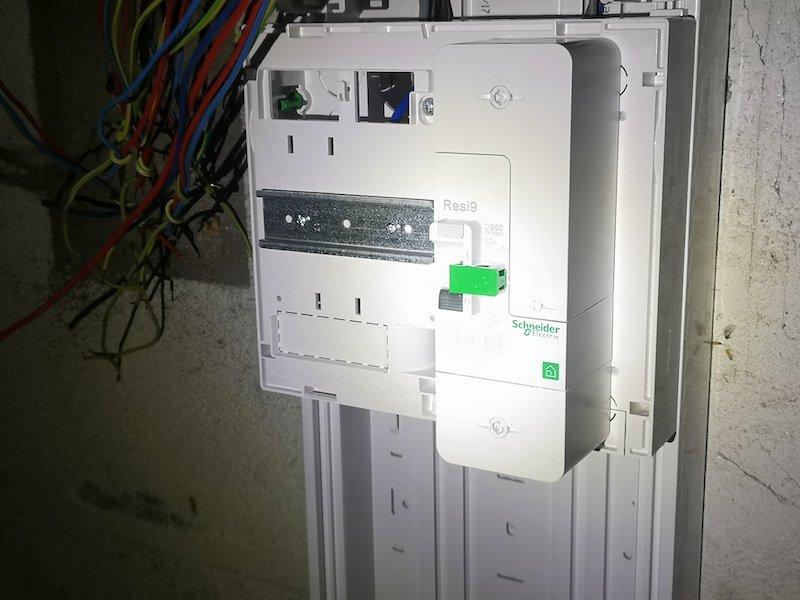Rénovation d'un tableau électrique - 39
