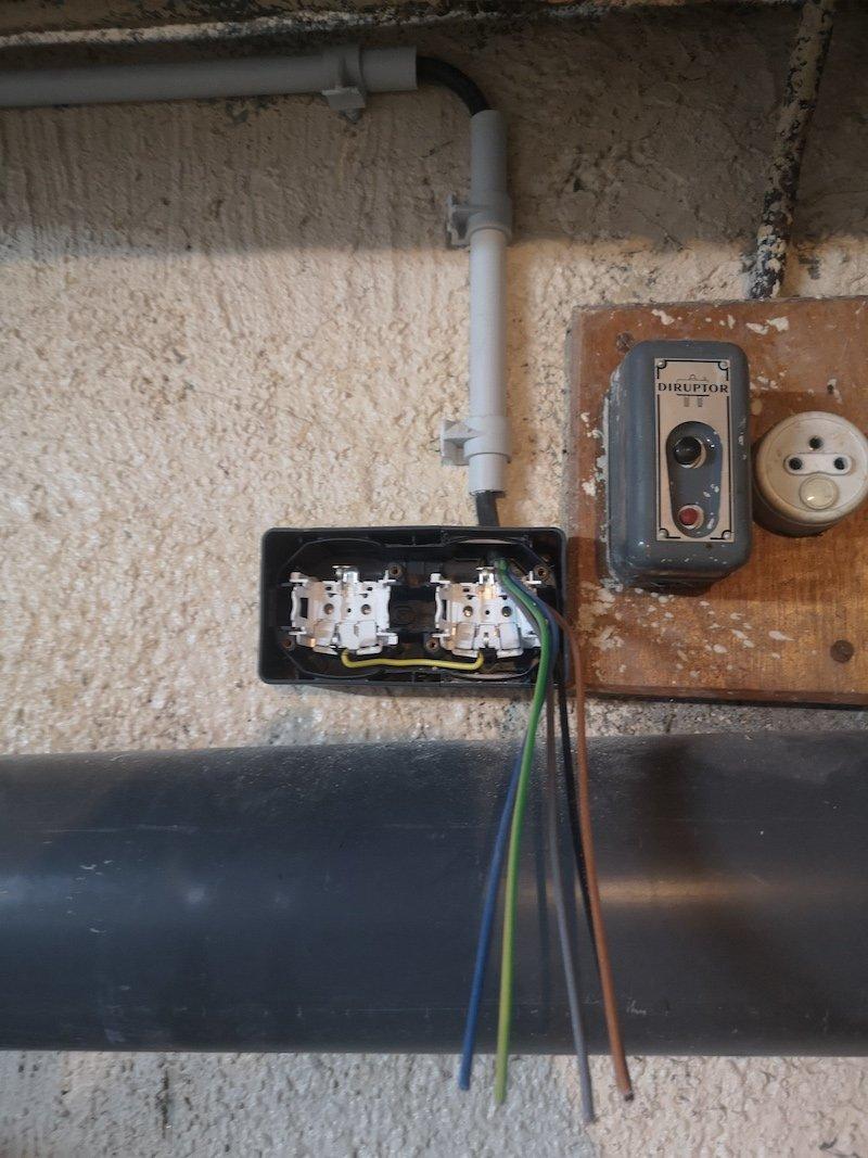 Rénovation d'un tableau électrique - 48