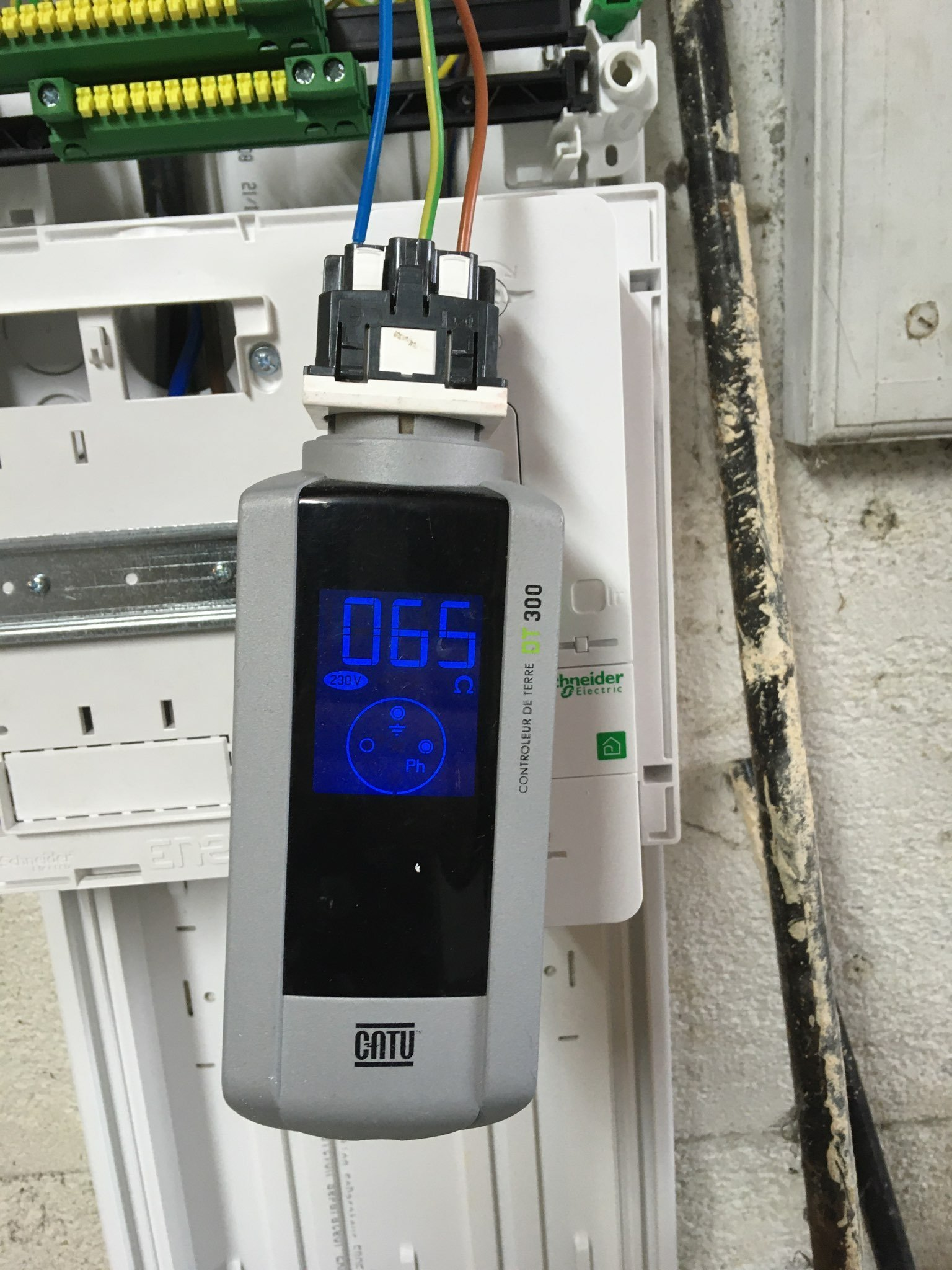 Rénovation d'un tableau électrique - 51