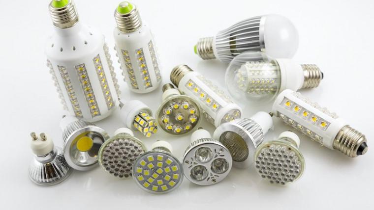 Les culots d'ampoules LED
