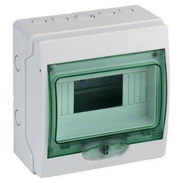 Mini Kaedra : La gamme de mini tableaux électriques Schneider