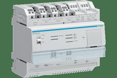 Disjoncteurs et interrupteurs différentiels Hager