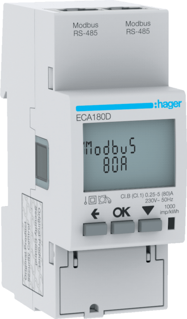 Protection Modulaire Hager
