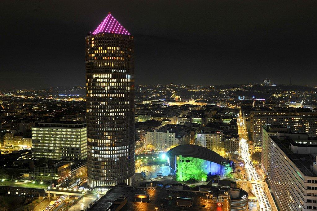 Smart Lighting à Lyon