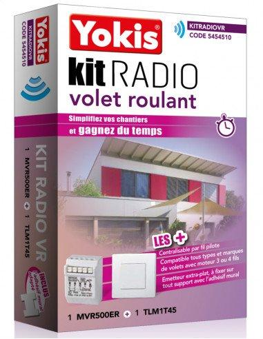 Kit Radio Volet Roulant Gamme Radio Power