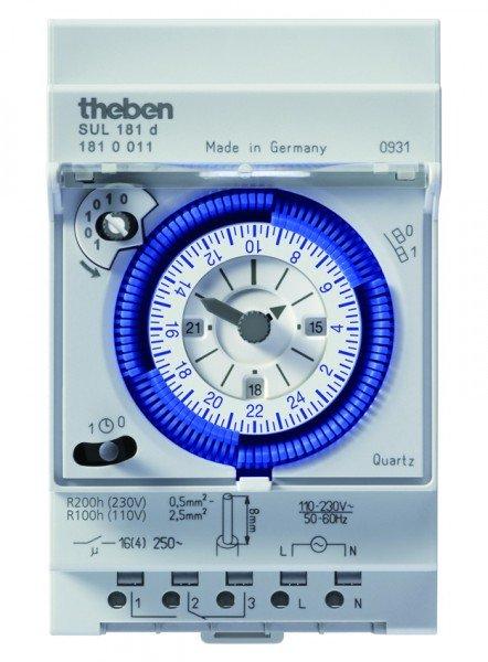 Interrupteur horaire Theben